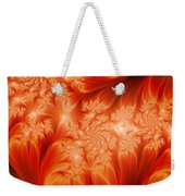 The Heat Of The Sun Weekender Tote Bag