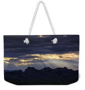 The Heavenly Light  Weekender Tote Bag