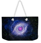 The Helix Nebula Weekender Tote Bag