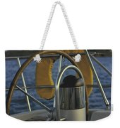 The Helm Weekender Tote Bag