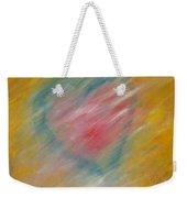 The Hidden Heart Weekender Tote Bag