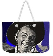 The High Chaparral Cameron Mitchell Publicity Photo Number 1 Weekender Tote Bag