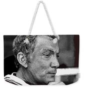 The High Chaparral Cameron Mitchell Publicity Photo Number 2 Weekender Tote Bag
