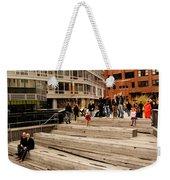 The High Line Urban Park New York Citiy Weekender Tote Bag