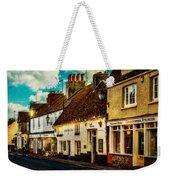 The High Street Weekender Tote Bag