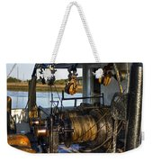 The Highways And Byways Of Shrimping Weekender Tote Bag