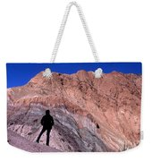 The Hill Of Seven Colours Jujuy Argentina Weekender Tote Bag