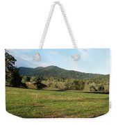 The Hills Near Marriot Ranch Weekender Tote Bag