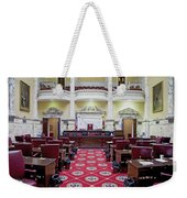 The Historic House Chamber Of Maryland Weekender Tote Bag