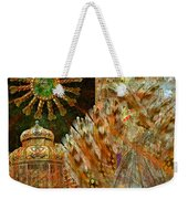 The History Of Consciousness Weekender Tote Bag