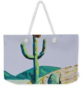 the Hold Up Weekender Tote Bag