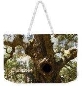 The Hole Tree Santa Margarita Lake Weekender Tote Bag