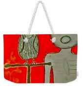 The Hollow Men 88 - Bird Weekender Tote Bag