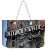 The Hollywood Hotel Signage Weekender Tote Bag