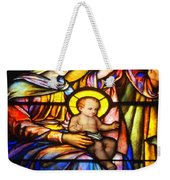 The Holy Child Weekender Tote Bag