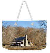 The Homeplace - Main House Weekender Tote Bag
