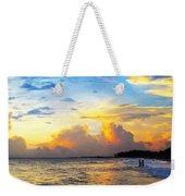 The Honeymoon - Sunset Art By Sharon Cummings Weekender Tote Bag