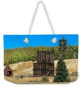 The Hoosier Mine Weekender Tote Bag