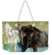 The Horse As Art Weekender Tote Bag