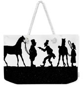 The Horse Dealer Weekender Tote Bag