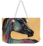 The Horse Portrait 1 Weekender Tote Bag