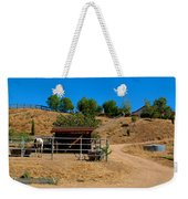 The Horse Ranch 2 Weekender Tote Bag