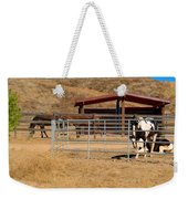 The Horse Ranch 3 Weekender Tote Bag