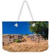The Horse Ranch Weekender Tote Bag