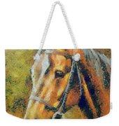 The Horse's Head Weekender Tote Bag
