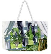 The Horsts Garden Weekender Tote Bag