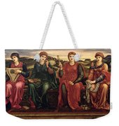 The Hours, 1870-82 Weekender Tote Bag
