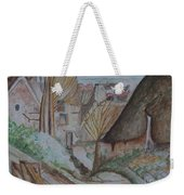 The House Of The Hanged Man After Cezanne Weekender Tote Bag