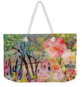 The House Of The Rising Flowers Weekender Tote Bag
