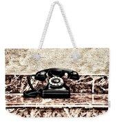 The House Phone Weekender Tote Bag