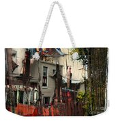 The House That Jack Built Weekender Tote Bag