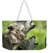 The Howling Weekender Tote Bag