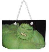 The Hulk Weekender Tote Bag