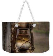The Hurricane Lamp Weekender Tote Bag