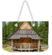 The Hut Weekender Tote Bag