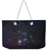 The Hyades Cluster With Aldebaran Weekender Tote Bag