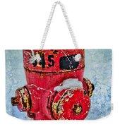 The Hydrant Weekender Tote Bag