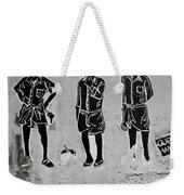 Homage To Banksy Weekender Tote Bag