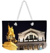 The Illumination Of Saint Louis Ix Weekender Tote Bag