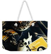 The Immaculate Reception 2 Weekender Tote Bag