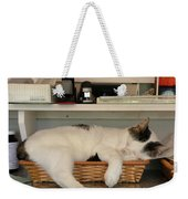 The In Box Is Full - At Good Earth Market - Clarkville Delaware Weekender Tote Bag