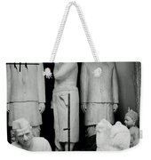 The Indian Icons Weekender Tote Bag