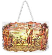 The Indian Tribe Weekender Tote Bag