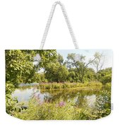 The Indiana Wetlands 2 Weekender Tote Bag