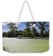 The Indiana Wetlands Weekender Tote Bag