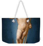 The Infant Christ On The Orb Of The World Weekender Tote Bag